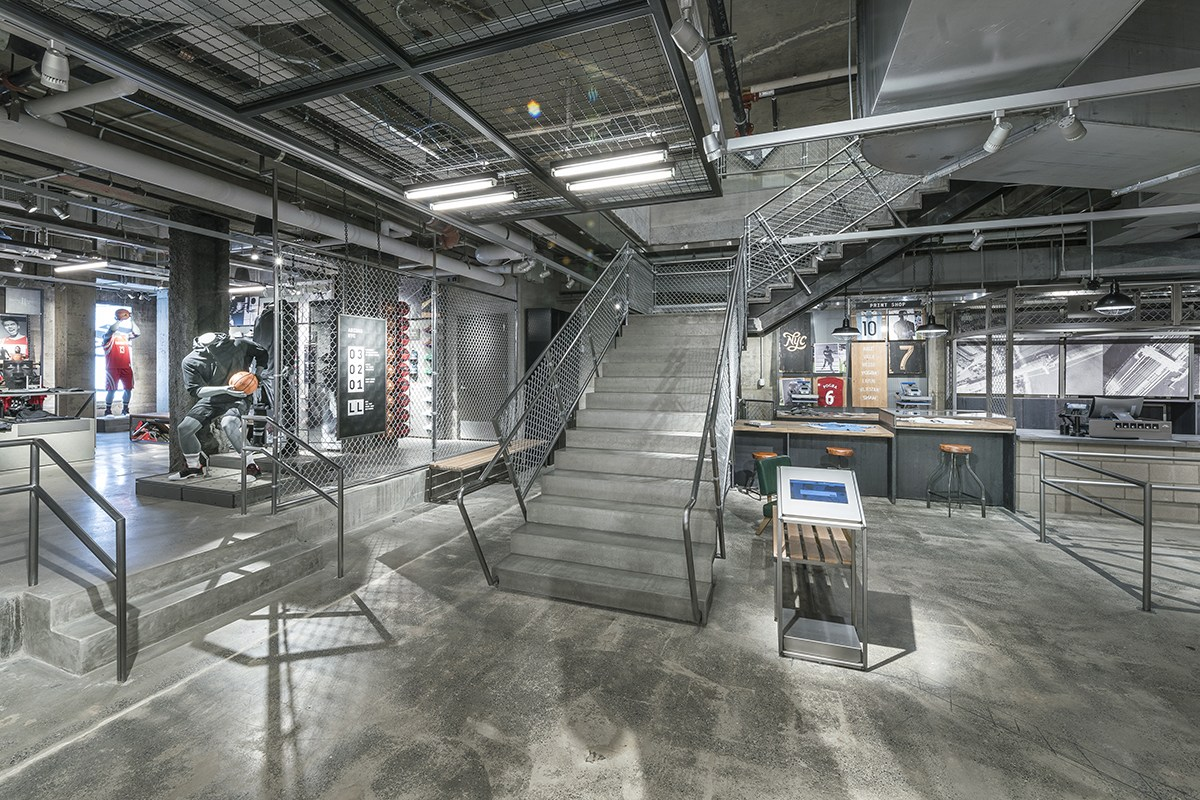 Mistral Is Proud To Have Worked With Adidas On Their NYC Flagship Location.