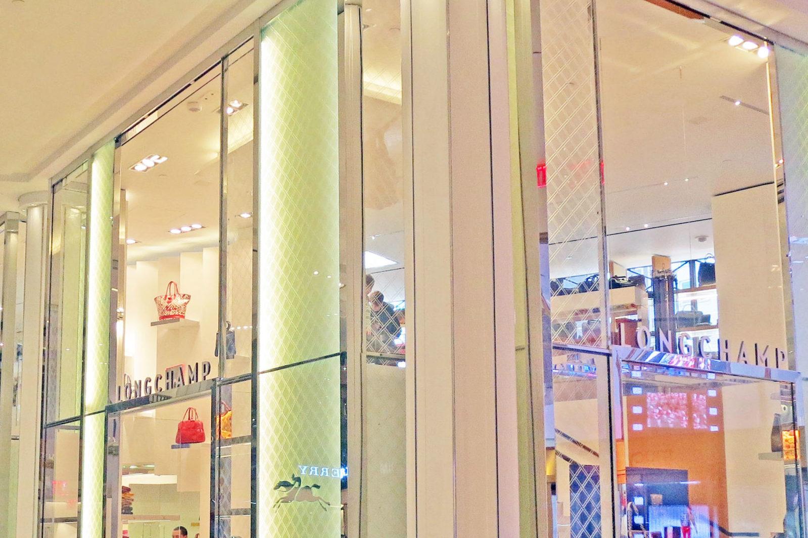 Longchamp Macy's Herald Square