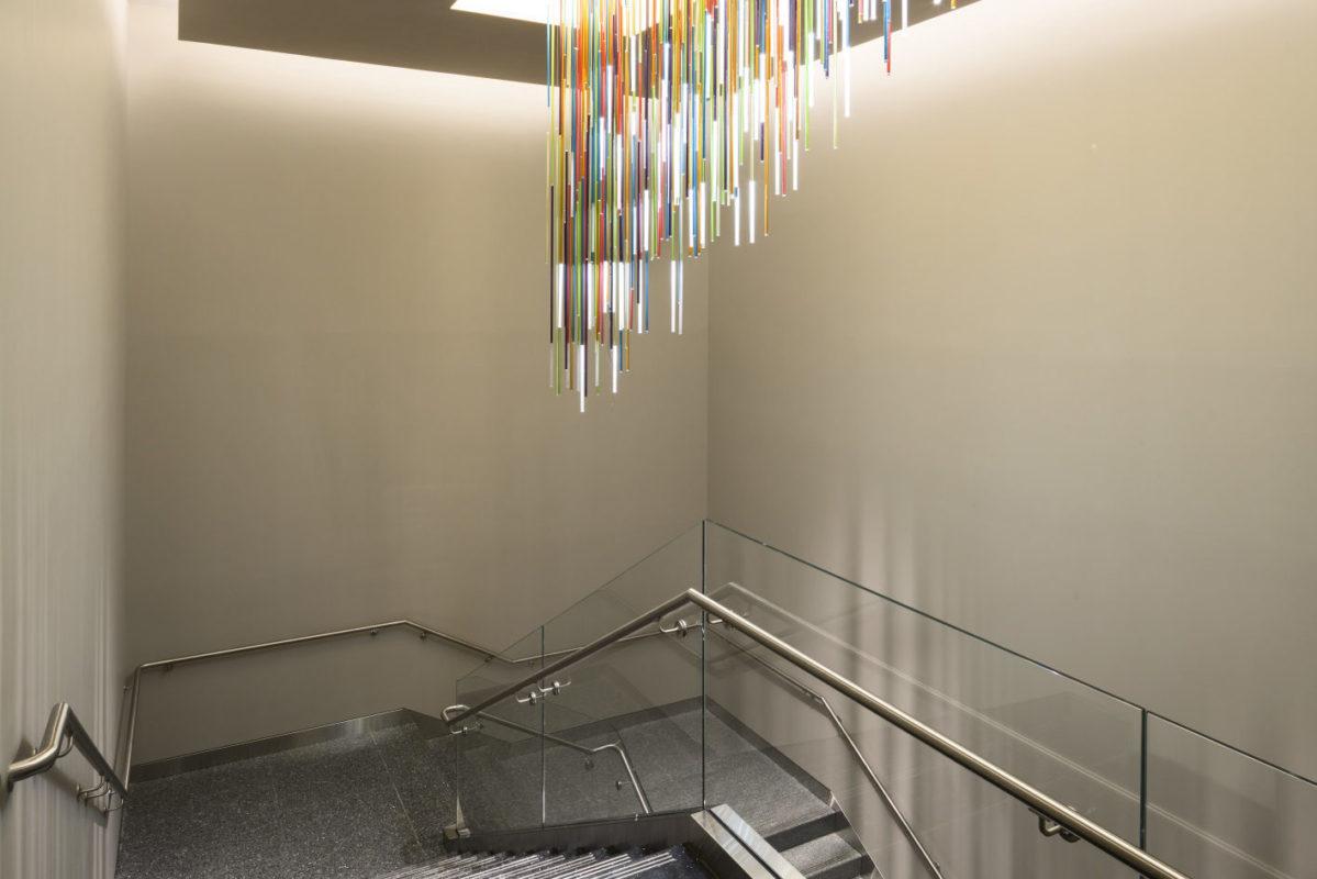 Custom Glass Guardrails + Handrails.