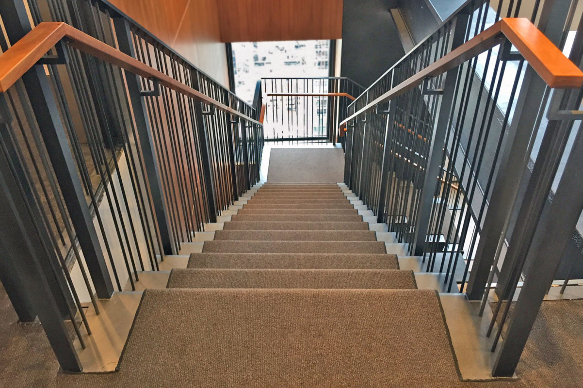 Another Successful Design-build Stair.