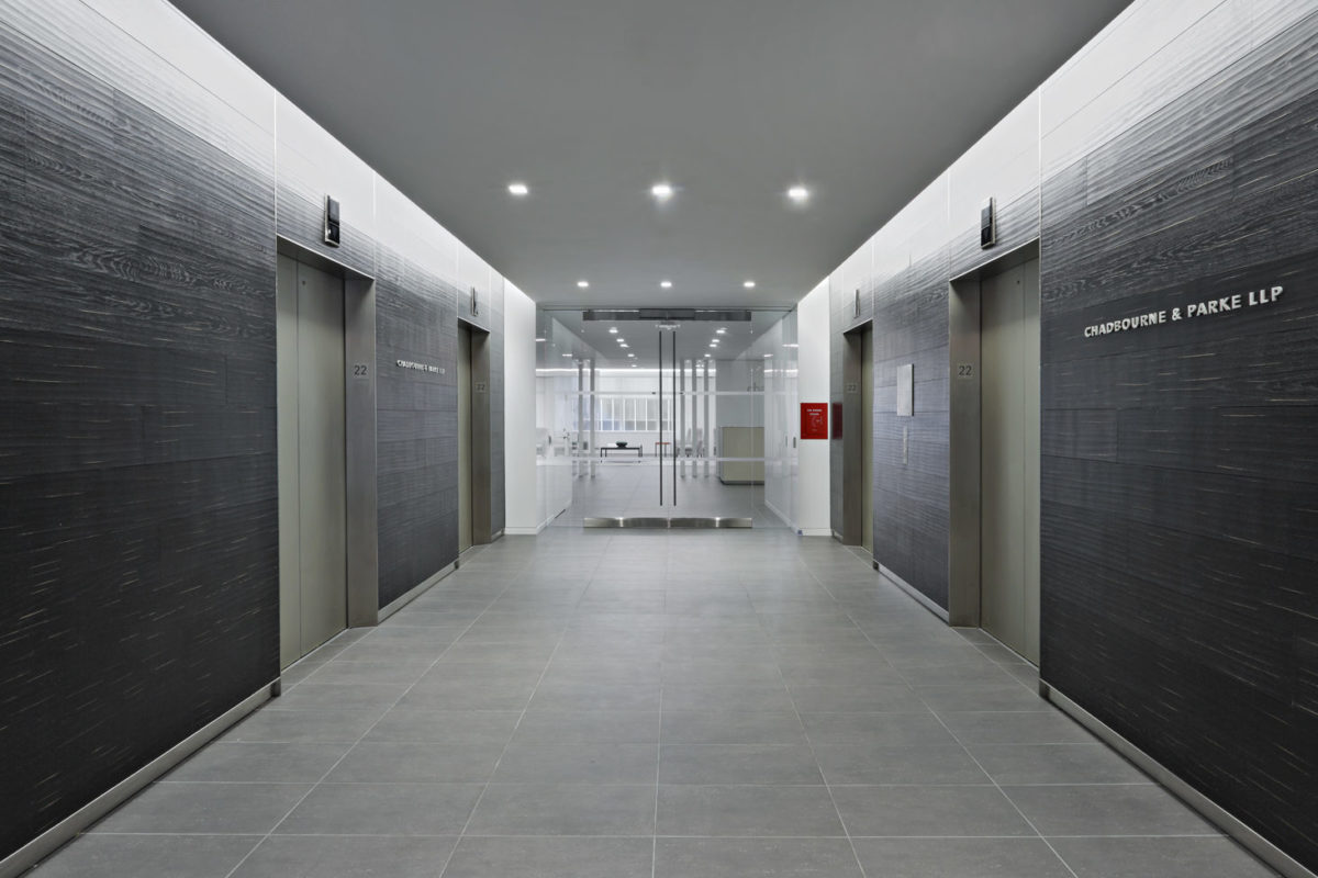 Elevator Lobbies Mistral