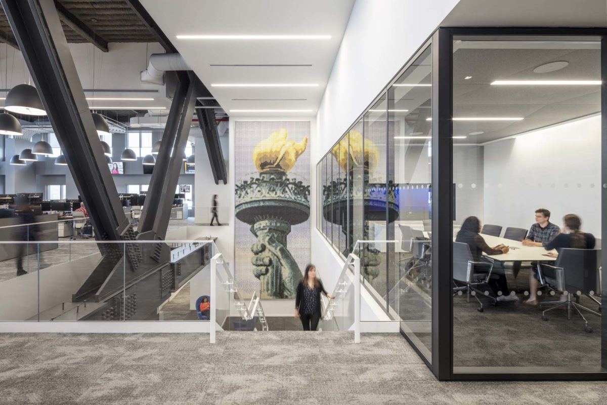 KCG's New York Office.