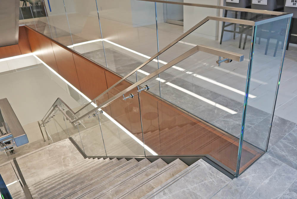 Carlyle Group Stair