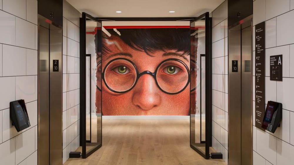 Custom Steel Doors + Elevator Portals.